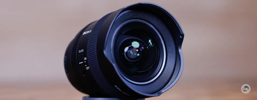YouTube10万粉大神Dustin Abbott评测 Sony 14mm F1.8 GM后置滤镜